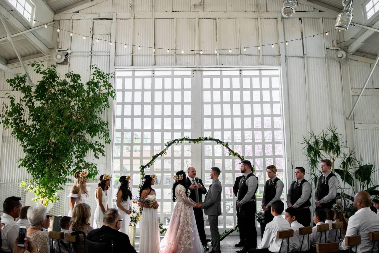 Ślub kościelny i składanie sobie przysięgi małżeńskiej