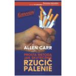 Książka Prosta metoda jak skutecznie rzucić palenie