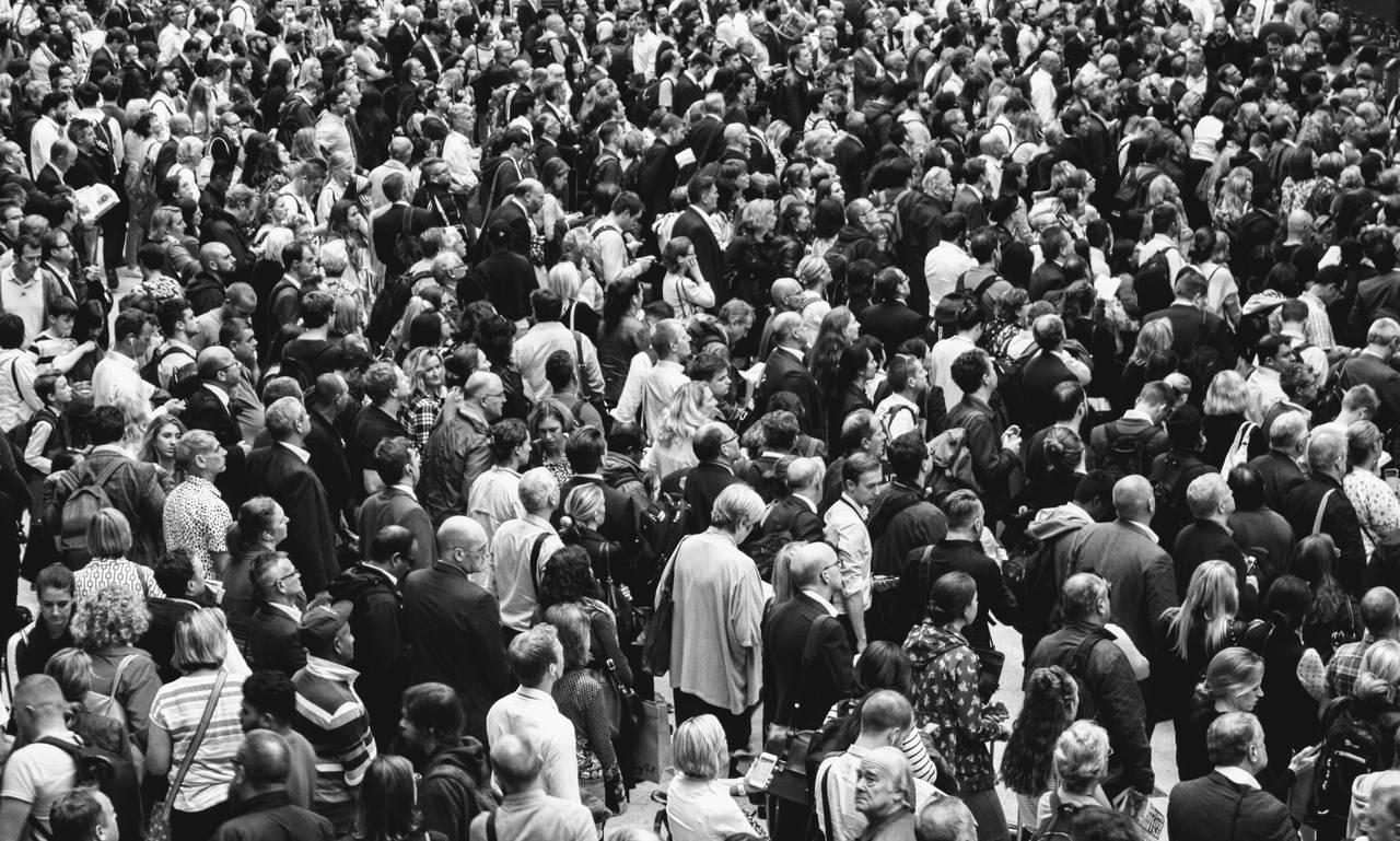 Olbrzymie tłumy mieszkańców miasta Filadelfia mogły być być przyczyną powstania Black Friday