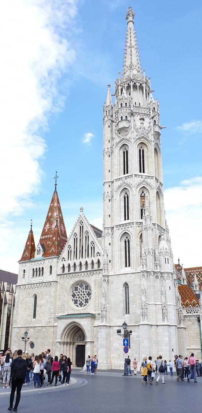 Kościół Macieja wBudapeszcie