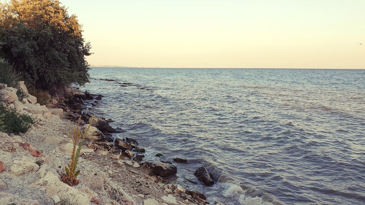 wybrzeze morza czarnego wbulgarii