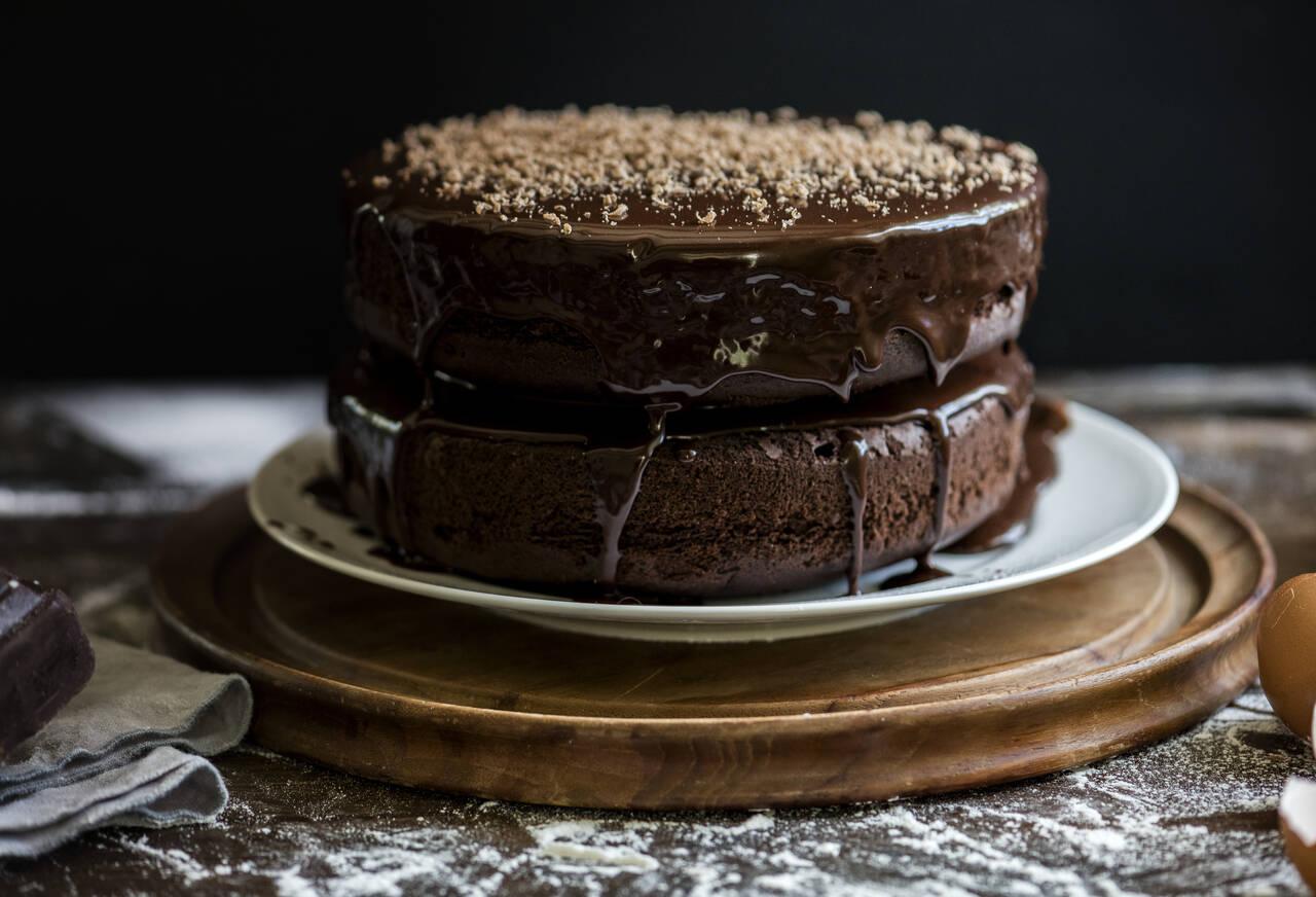 Ciasto urodzinowe